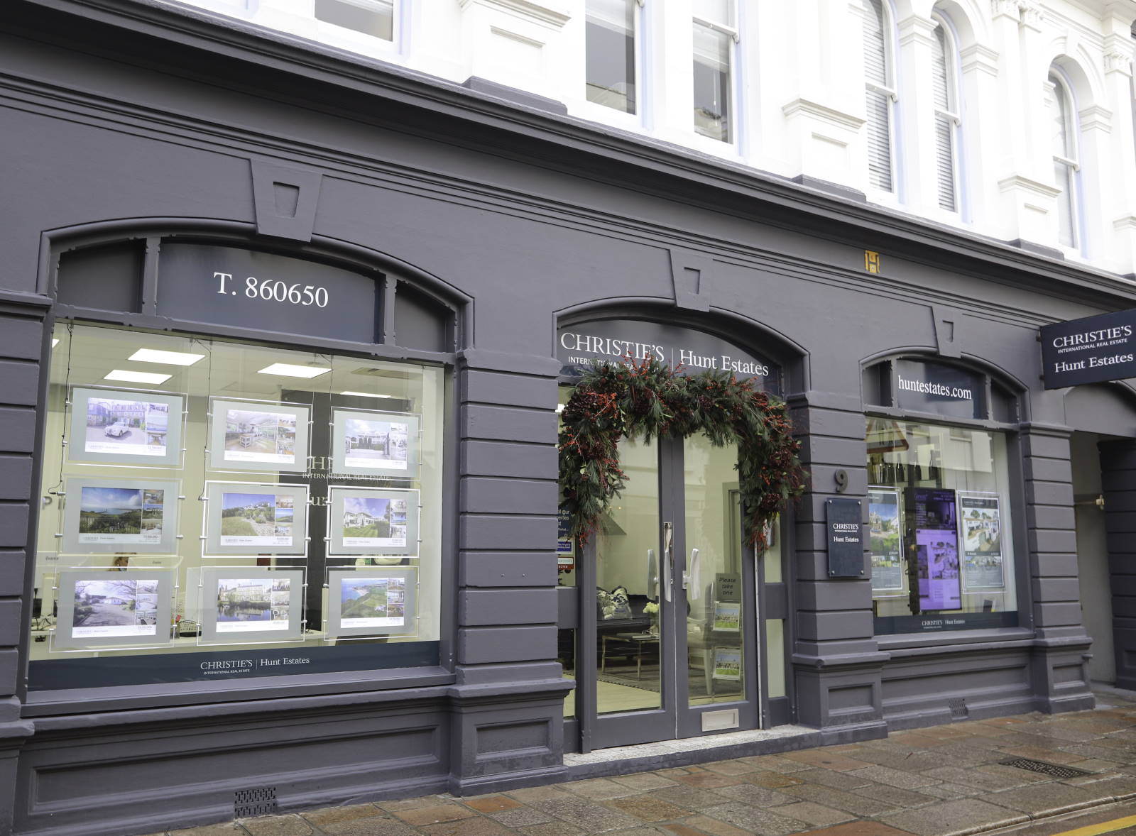 Home intro text – Hunt Estates: Jersey's Premier Estate Agency