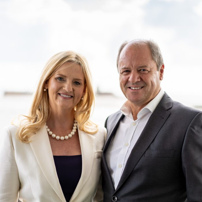 Christie's International Real Estate Welcomes Gill and Steven Hunt to the Masters Circle, which recognizes the network's top agents